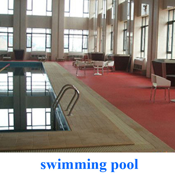 5mm Non-Slip Mat, High Quality for Swimming Pool