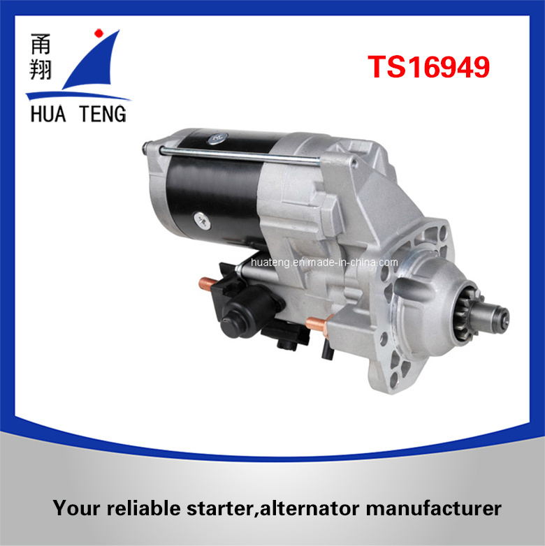 12V 3.0kw Starter for John Deere 6-466 Diesel Lester 18018