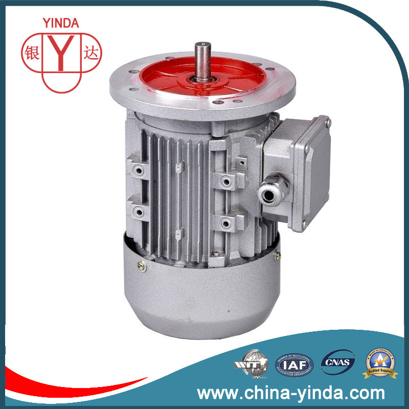 1/4 - 10HP Three-Phase Electric Motor, AC Motor