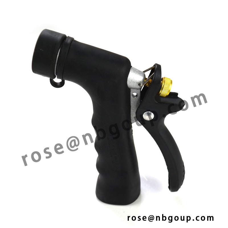 Rear Trigger Industrial Nozzle with Overmold (GU229)