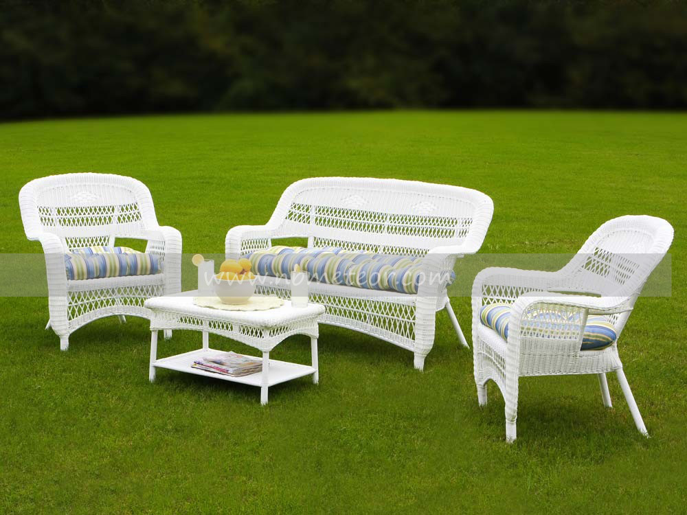 Mtc-181 Outdoor Rattan Patio Furniture Sofa Set Classic Garden Sofa Set