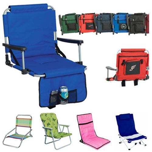 Outdoor Folding Aluminium Low Sand Beach Chair (SP-135)