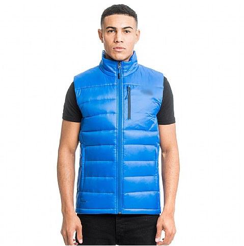 Men′s Winter Sleeveless Gilet Jacket (G16002)