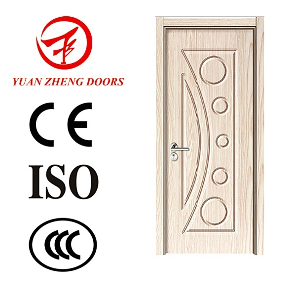 PVC Wooden Door Inteiror Room Door Gj-06