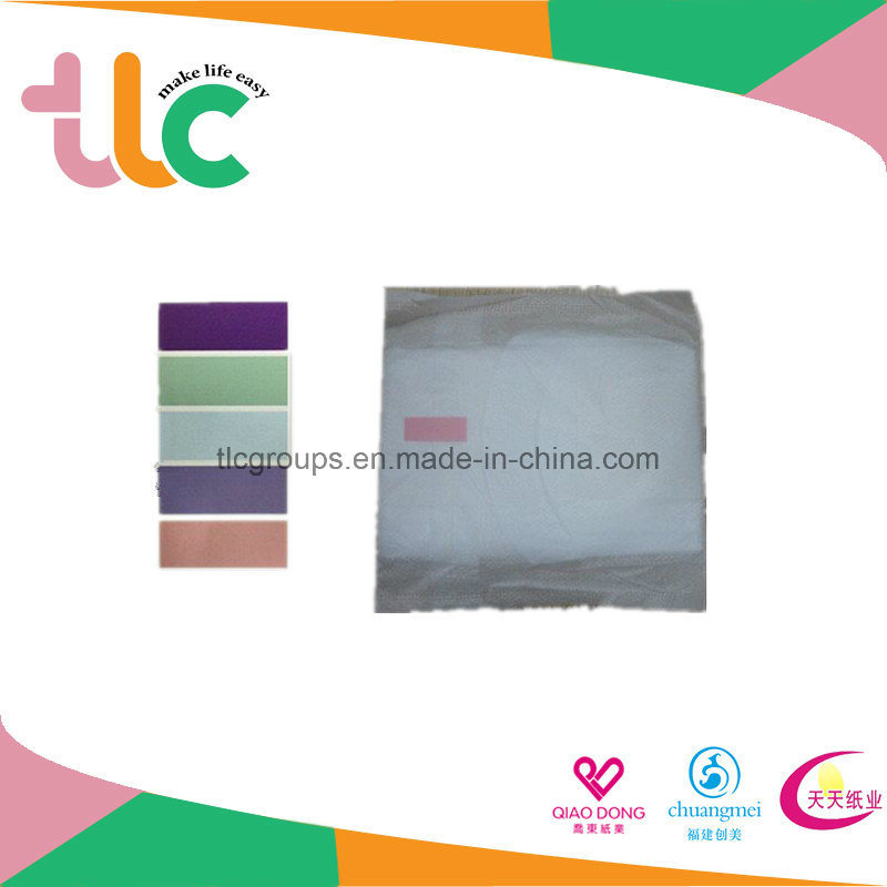 245mm Day Use Female Hygiene Sanitary Napkin
