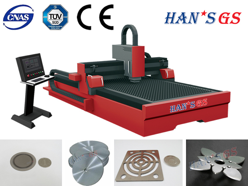 1500W CNC Fiber/YAG/CO2 Metal Laser Cutter