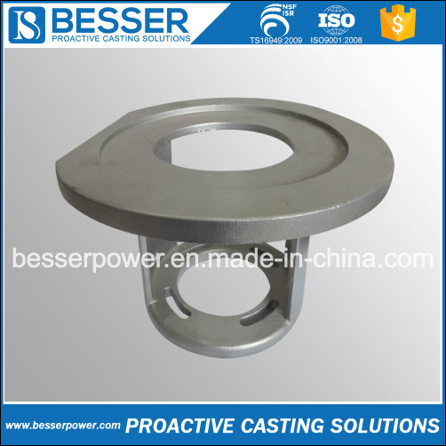 20cr/40cr Alloy Steel Lost Wax Investment Precision Pump Casting