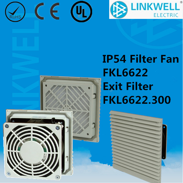 Hot Selling Electrical Air Conditioning Ventilating Cooling Fan Filter (FKL6622)