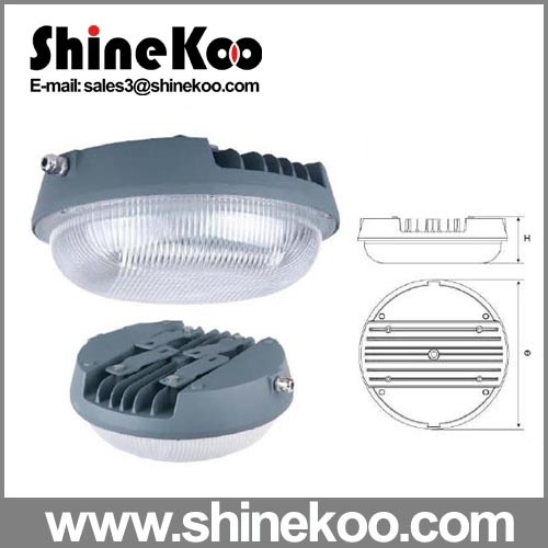 Big Round PC LED Lights Housing (SUN-PCR-2)