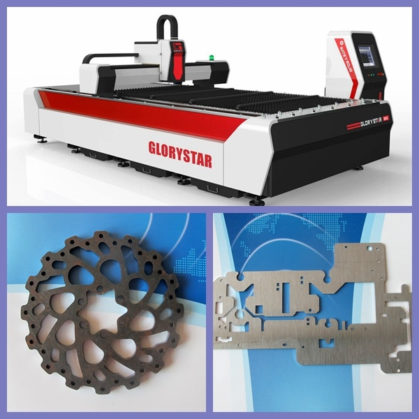 Metal Letter Cutting Machine/Fiber 500W Metal Laser Cutter