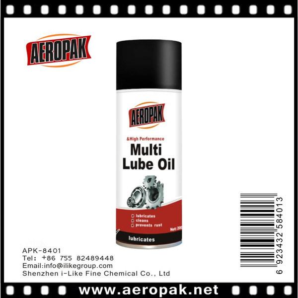 Anti Rust Corrosion Spray Lubricant