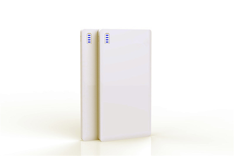 Factory Cost Dual Lithium Polymer Battery Power Bank 10000mAh
