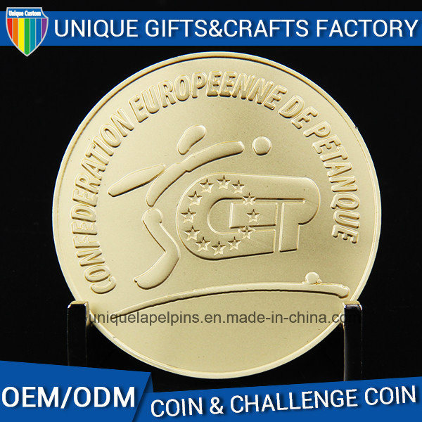 Custom Metal Coin Souvenir Gift with Nice Design