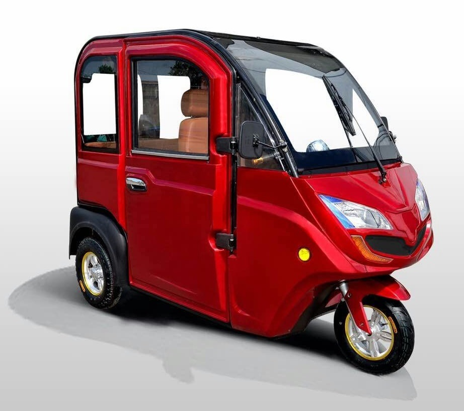 2017 China Electric Tricycle Rickshaw Batteries Power,