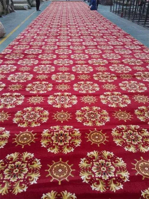 Cheap Bcf Yarn Simple Fashion Design Tufted Carpet for Hotel Bedroom
