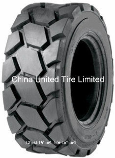 Bobcat Tyres with Strong Sidewall 10-16.5, 12-16.5