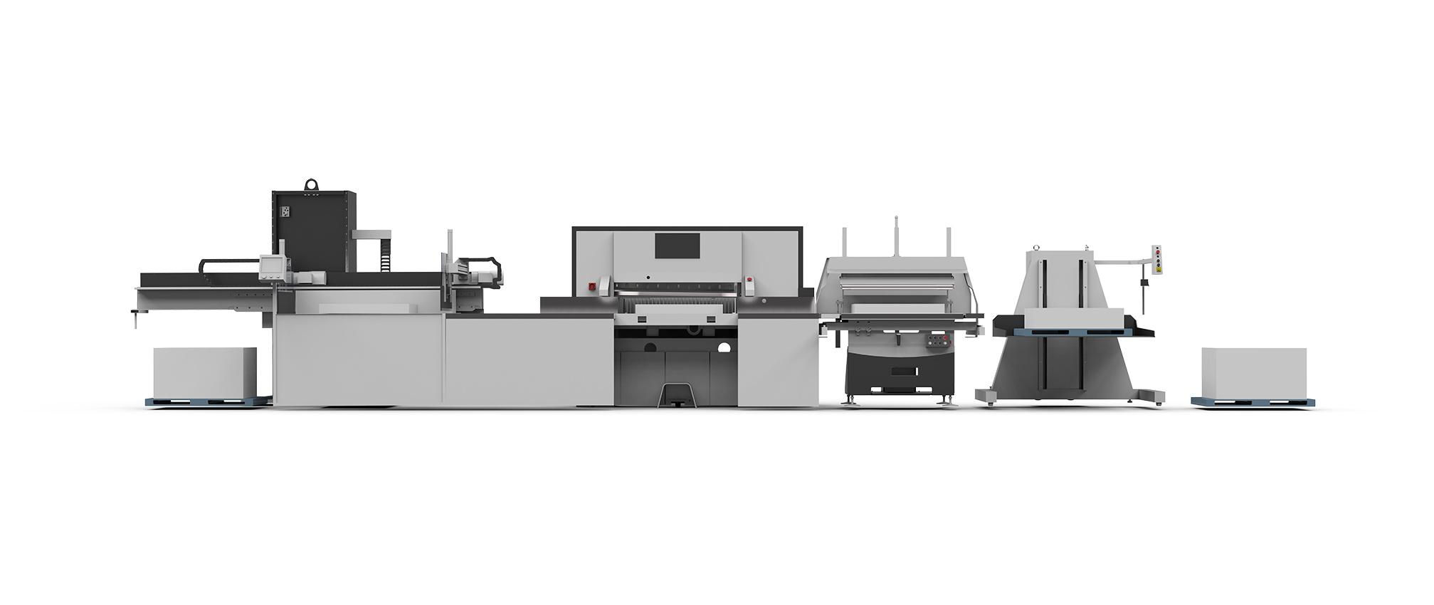 Cutting System-Paper Cutting Machine (HPM-I)