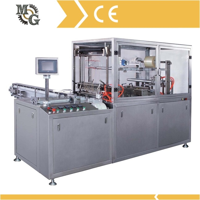 Auto Cellophane Wrapping Machine for Biscuit
