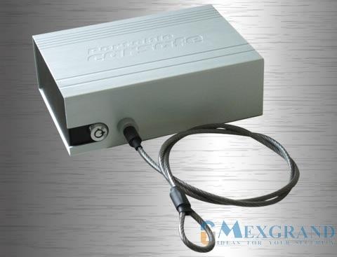 Portable Mechanical Car Safe Box (MG-CS19AL)
