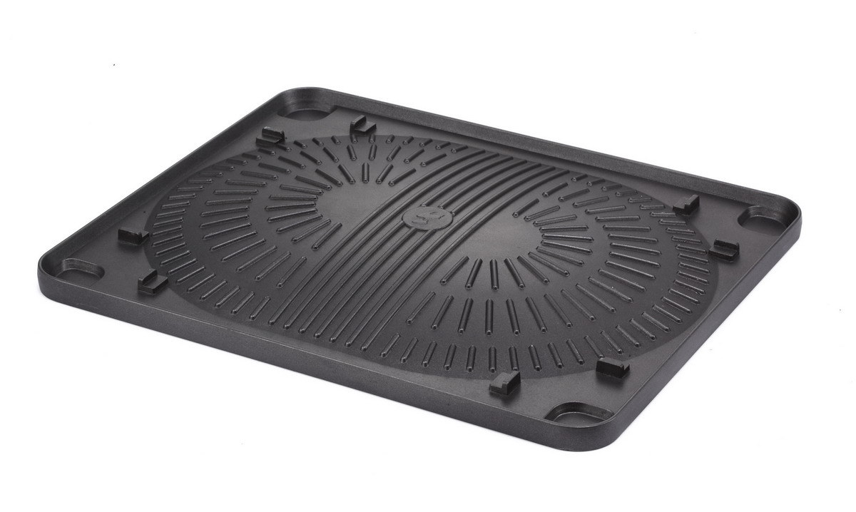 Ceramic Gas Grill with Bakeplate Table Top Jn2.8-Bkh16A