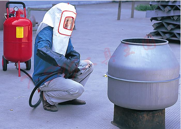 10 Gallon Sandblasting Machine