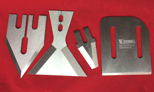 Recycling Blades for Ngr Plastics and Pelletizer Knives HSS Material