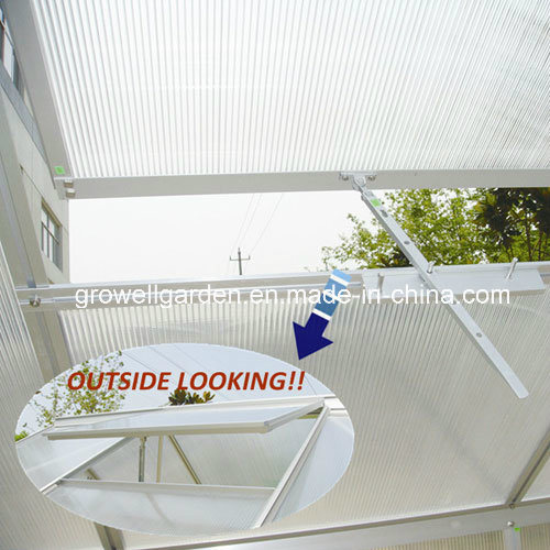 6mm Polycarbonate Greenhouses (HB9)