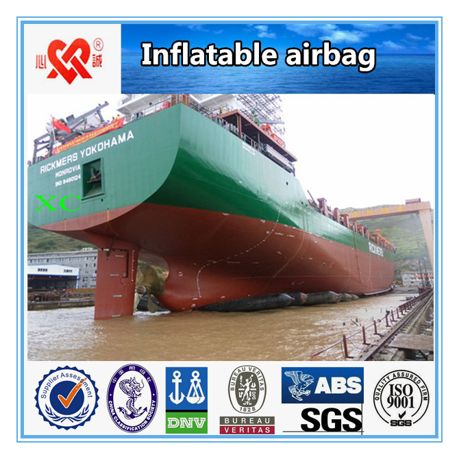 Xincheng Floating Rubber Ship Marine Airbags