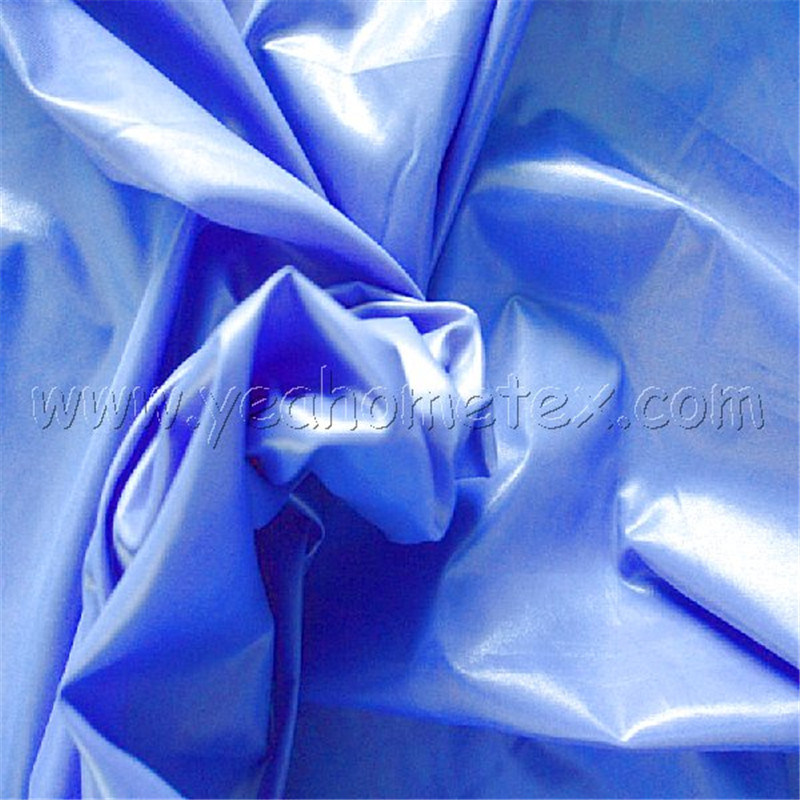 Nylon Taffeta, Nylon Fabric with W/R and Oil Cired Finish