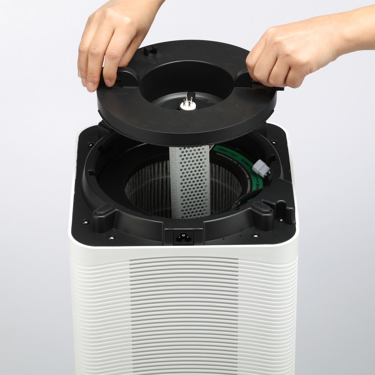 Soto-Isense1 Home Air Purifier