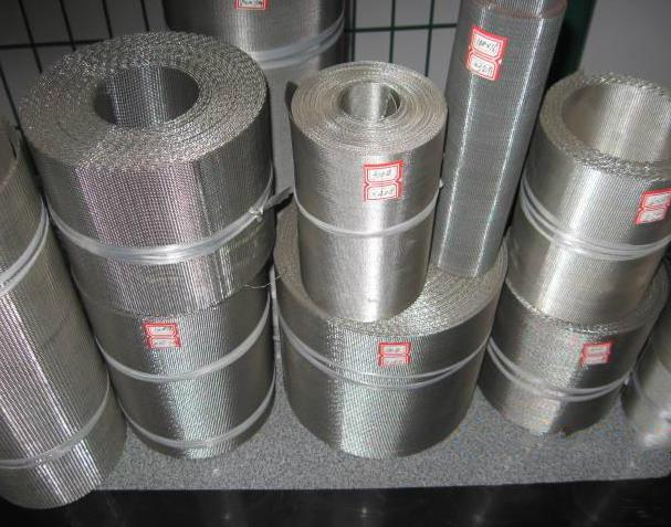 Stainless Steel Dutch Woven Wire Mesh Filter Cloth
