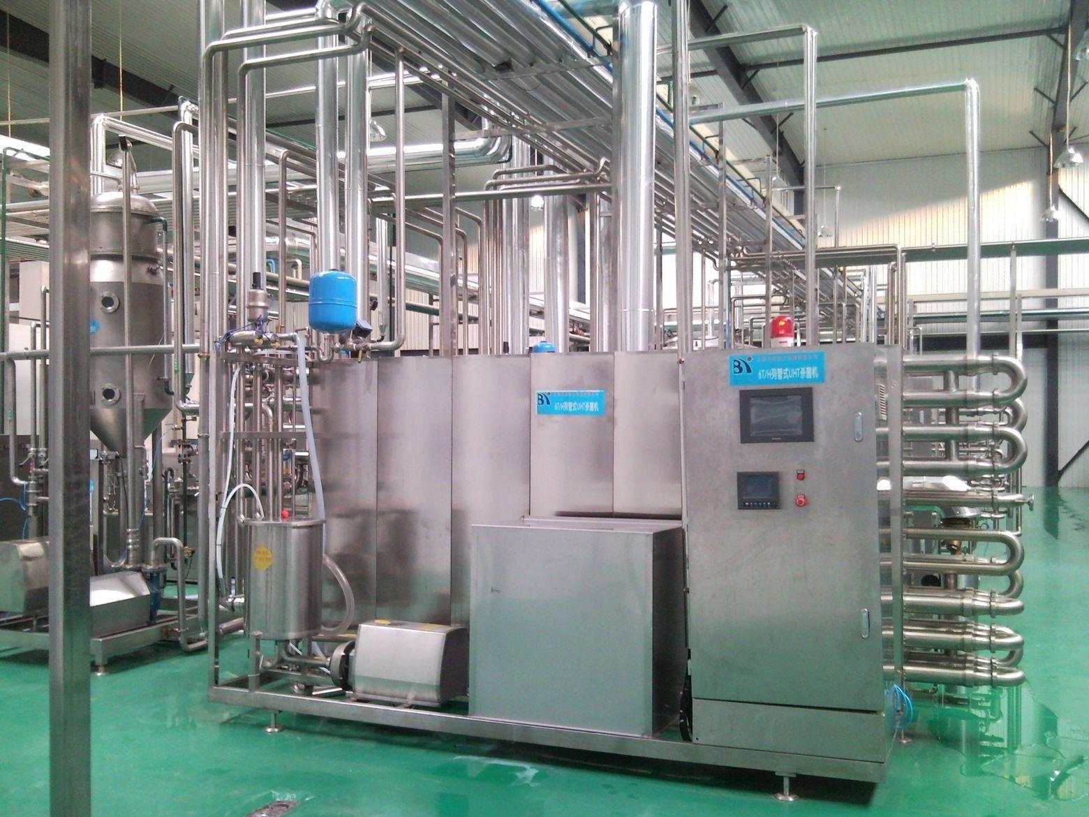Juice Production Line (1-40TPH)