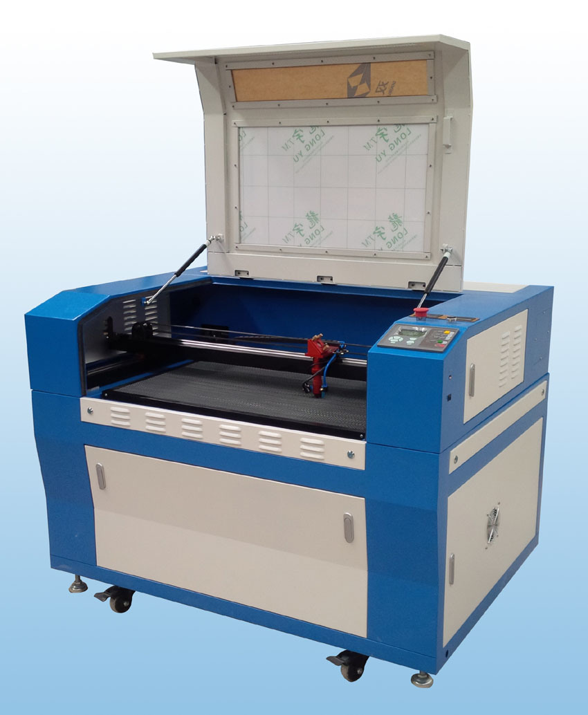 Flc9060 CNC Laser Cutting and Laser Engraving Machine