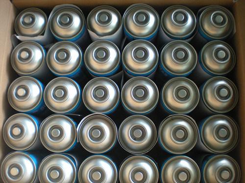 Auto AC Refrigerant Gas R134A (SANHE brand)