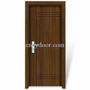 El nuevo dise o alinea simplemente las puertas de madera for Diseno puertas de madera interiores