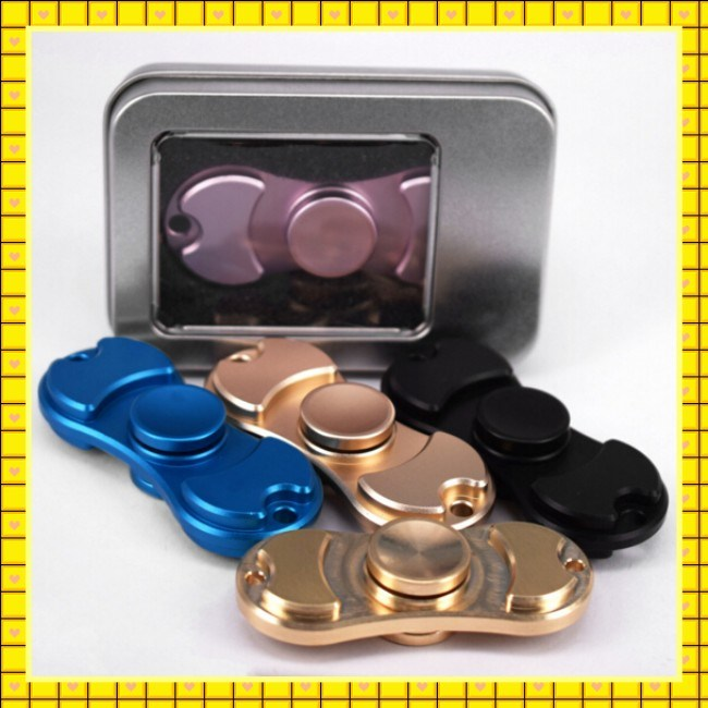Paypal Accept 2017 Popular New Arrival Anti Stress Fidget Hand Spinner Toy