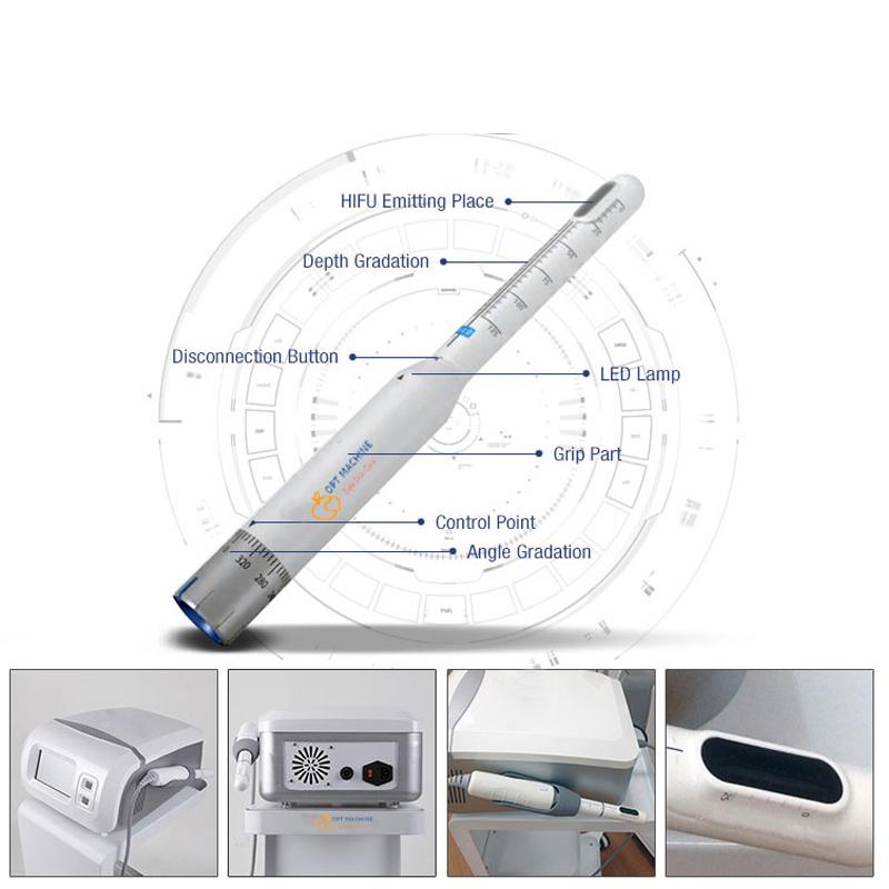 Private Tighten/ Sensitive/Health Hifu Beauty Instrument