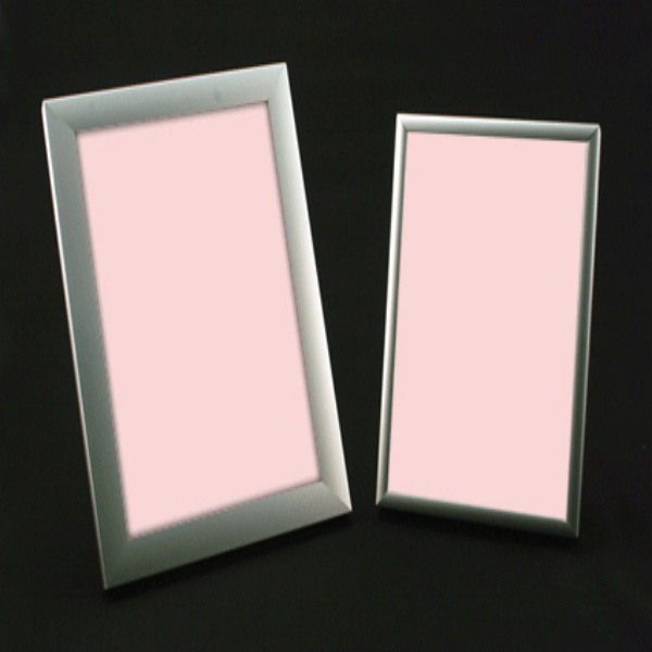 china aluminum picture frame and poster frames with snap