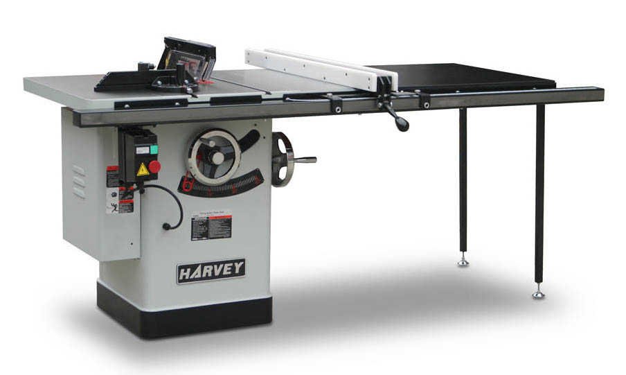 "Woodworking Machine HW110LG-50 10"" Left Tilting Arbor Riving Knife Woodworking Table Saw"