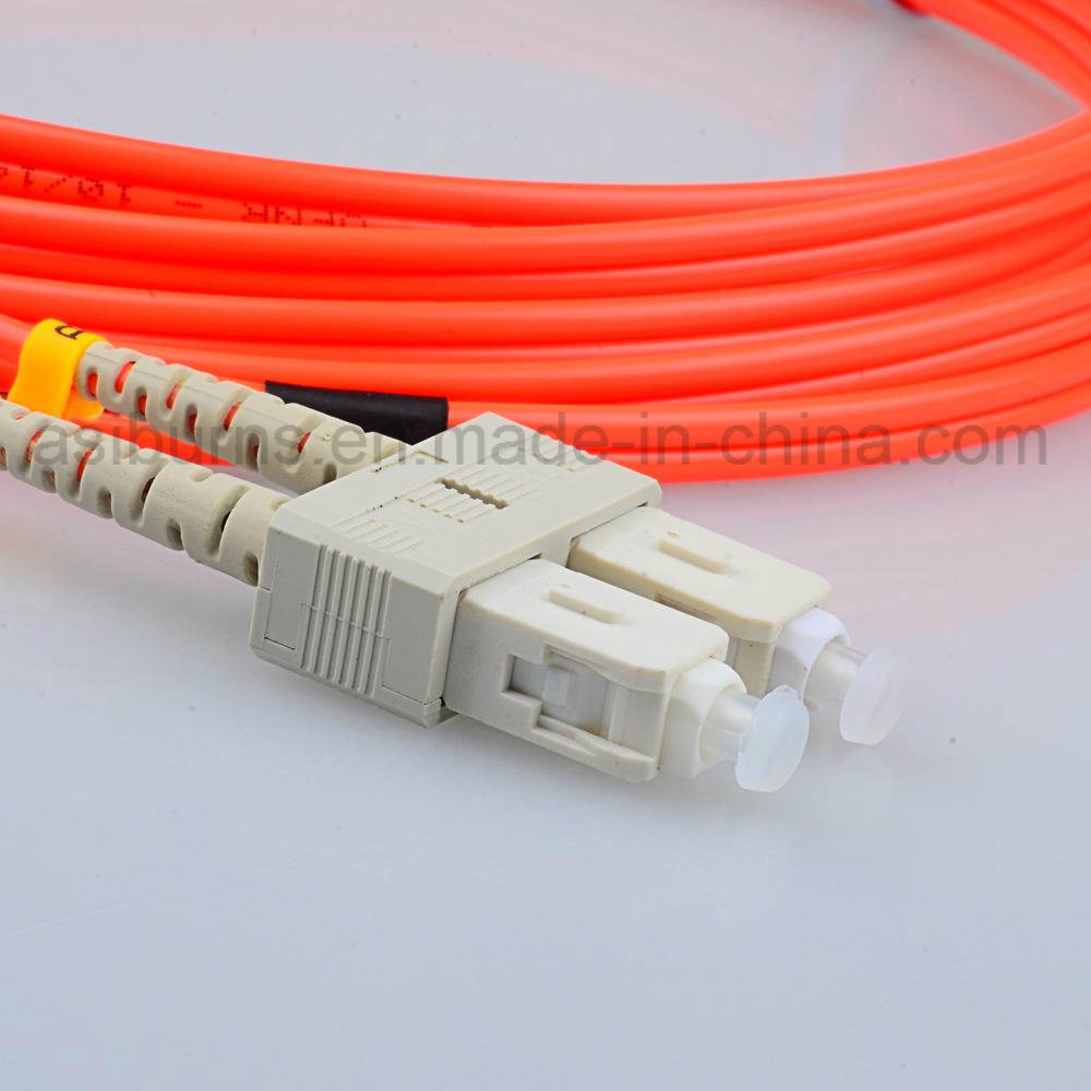 Fiber Optic Sc/Upc-Sc/Upc Sm Sx Patch Cord