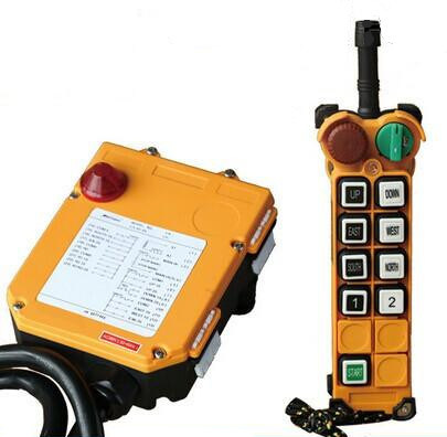 220V Industrial Wireless Remote Control Switch (F24-8s, F24-8d)
