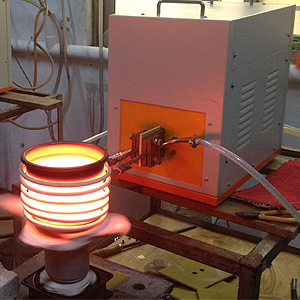 High Frequency Induction Heating/Welding/Brazing/Melting Machine- Induction Heater- Induction Heating Machine