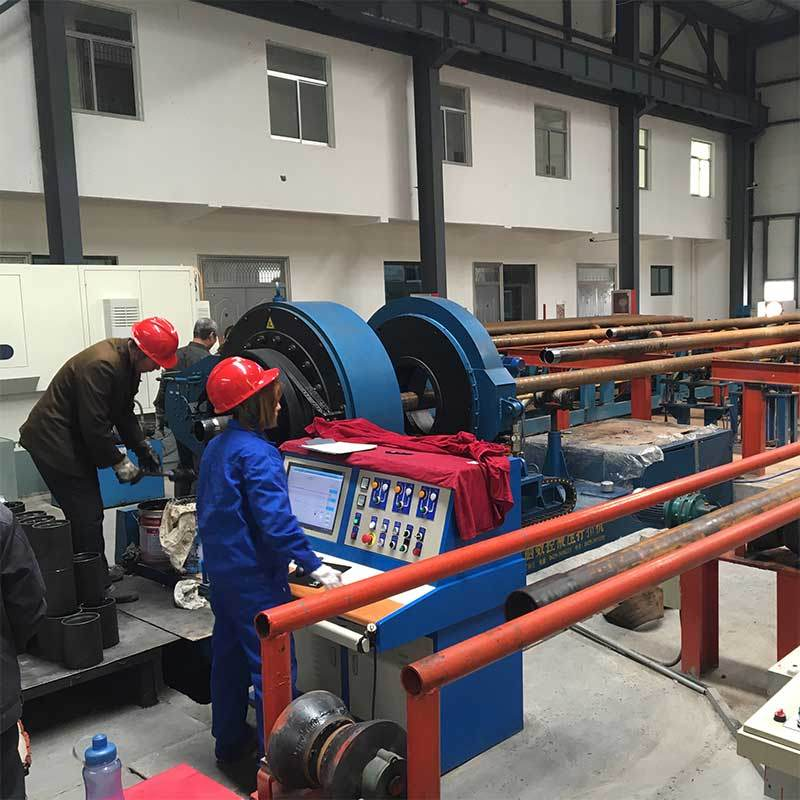 DYNJ160-10 Type 360 Degree Continuous Rotary Hydraulic Bucking Unit