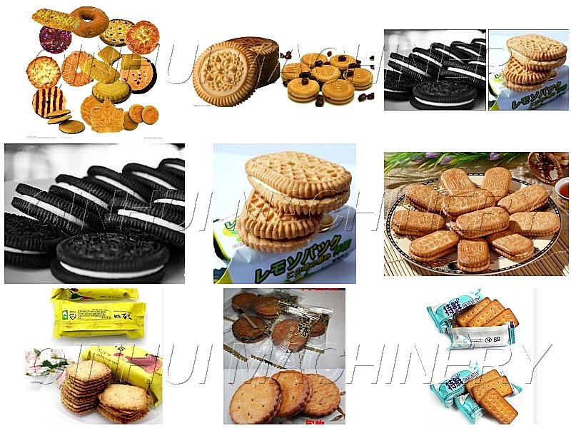 Full Automatic Biscuit Line