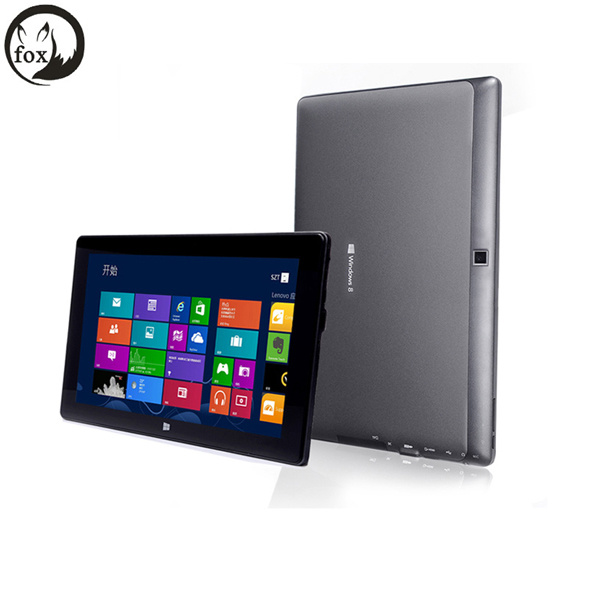 Win8 Android Dual System Tablet Computer 10.1 Inch Quad Core PC Combo Super Portable Notebook Upgrade Version of The Z8300 Win10 System