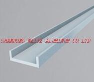 Building Material OEM 6061 T6 Extruted Aluminum Profile Aluminium Profile for Window Door Industry and Buildings 6061 T6