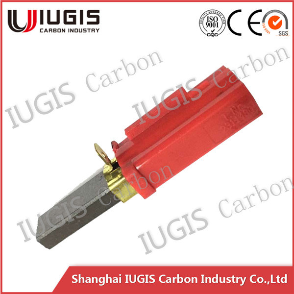 Alll Kinds of Suction Machine Carbon Brushes China Manufacture
