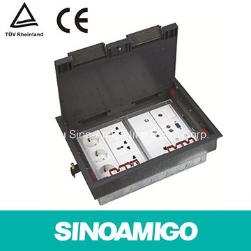 Raised Access Floor Box Floor Socket