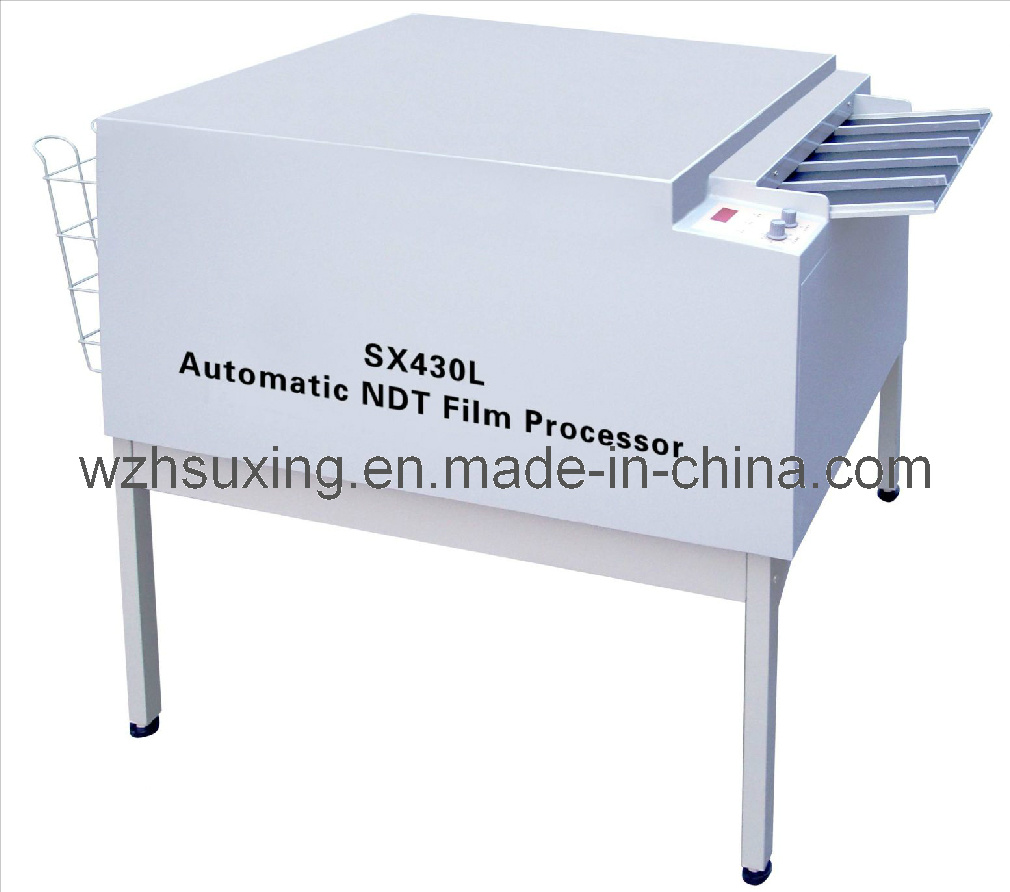 Industrial NDT Film Processor