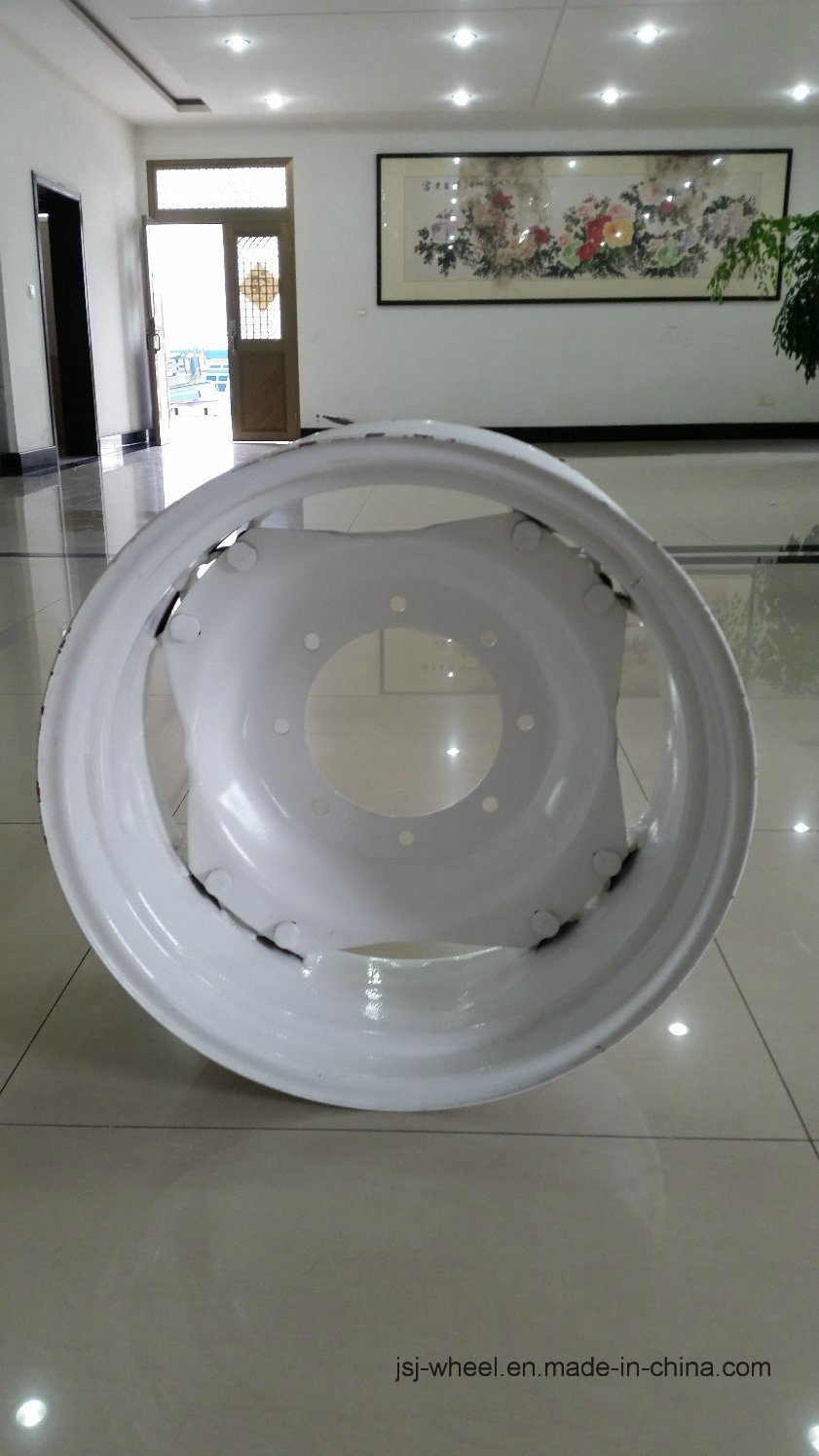 Wheel Rims for Tractor/Harvest/Machineshop Truck/Irrigation System-4